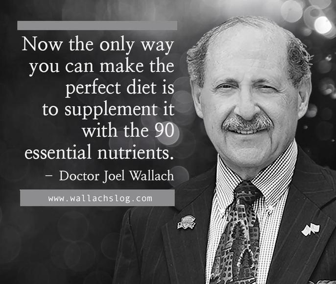 Dr. Wallach 90 Essentials