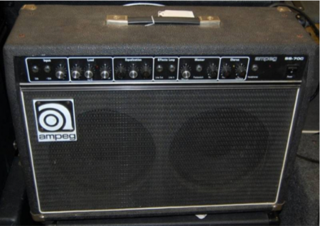 SS Ampeg