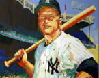 Malcolm Farley Mickey Mantle