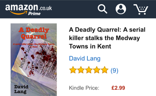 A Deadly Quarrel - on Amazon