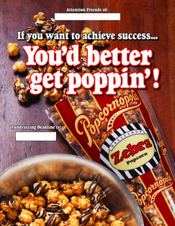 acheive success with popcornaplois popcorn fundraisers
