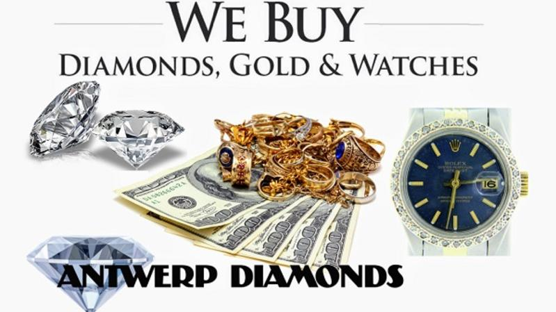 We Buy Rolex Watches - Antwerp Diamonds and Jewelry of Roswell Georgia