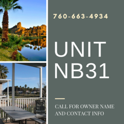 River Vacation Rental - Unit NB31