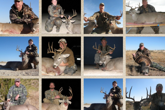 2008 Deer Hunting Pictures