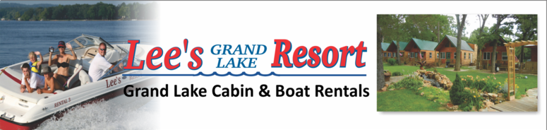 Lee's Grand Lake Resort Grove OK