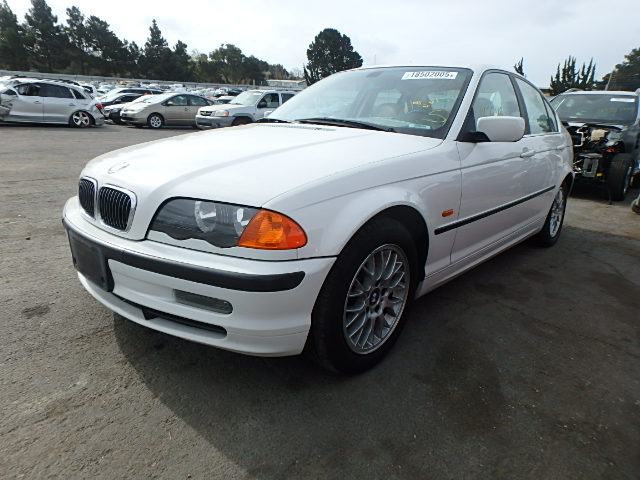 Series Inventory - Bmw 325ci 2000