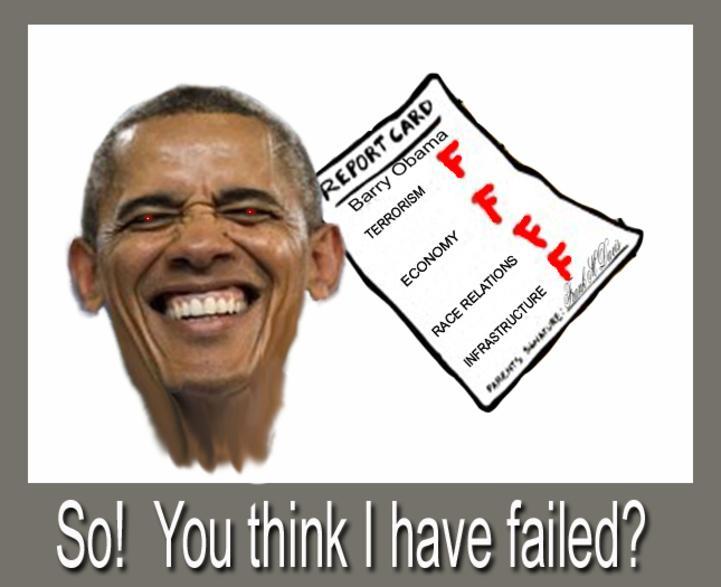Successful failure - the record