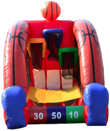 Basketball Game Inflatables
