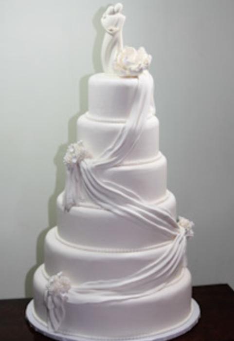 Fake Rental Wedding Cake Prices