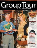 Charleston Pirate Tours and Group Tour Magazine
