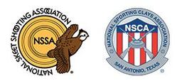 National Skeet Shooting Association (NSSA) and the National Sporting Clays Association (NSCA)