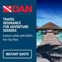 Divers Alert Network Travel Insurance Scuba Nashville