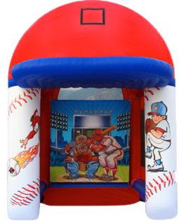 Speed Pitch Inflatable Game Rentals