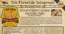 image of the Fireside Telegraph