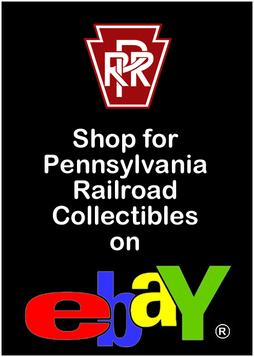 Click Here to Shop for Pennsylvania Railroad Collectibles on eBay.