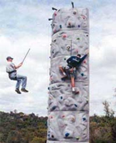Rock Wall Rentals Chattanooga