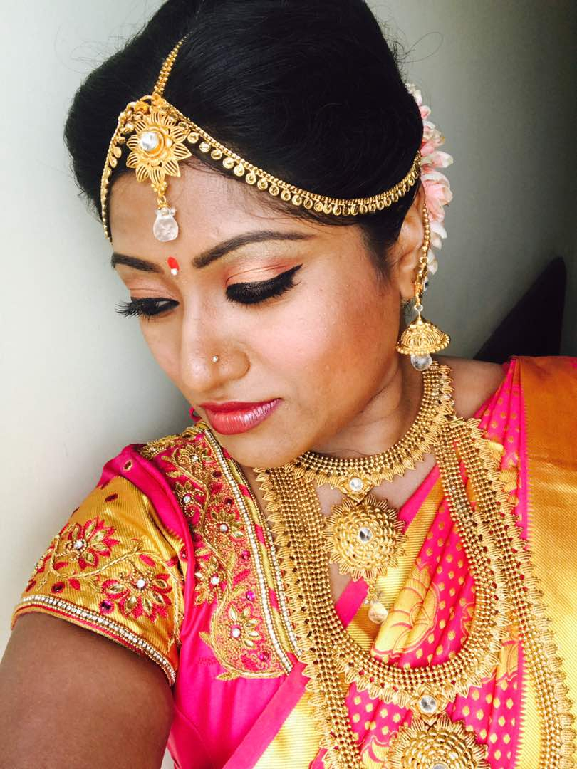 bridal professional makeup gallery in chennai - bridal professional