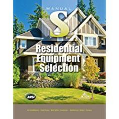Residential Manual S HVAC Sizing Service