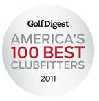 Golf Digest Top 100 Club Fitter 2011/2012