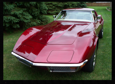 72 Corvette Stingray