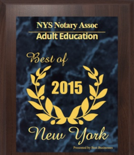How To become A Notary Public New York State Licensing Classes Online