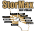 Self Storage Units StorMax