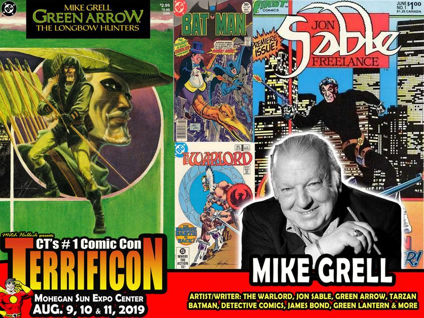 MIKE GRELL TERRIFICON