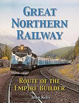 Great Northern Railway Route of the Empire Builder
