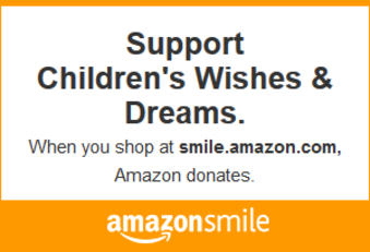AmazonSmile Foundation will donate 0.5% of the price of eligible purchases