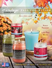 Heritage Candles Fall Candle Fundraiser