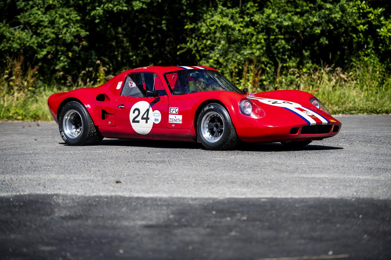 1968 シェブロン B8