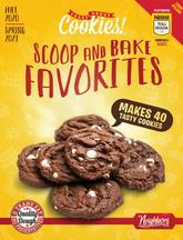 Scoop and Bake Cookie Dough Fundraiser Brochure
