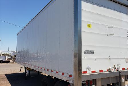 HARD TO FIND 36' REEFER TRAILER! 5 AVAILABLE! 36X102 2007 Great Dane w/ Reefer Unit, Compliant or Non