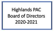 Highlands PAC Board of Directors