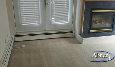 A photo of apartment carpet cleaning in Halifax