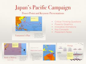 WWII Japan's Pacific Campaign Presentation