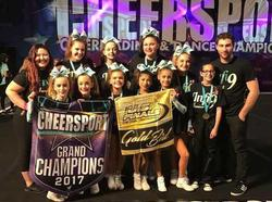 Cheerleading Modesto CA