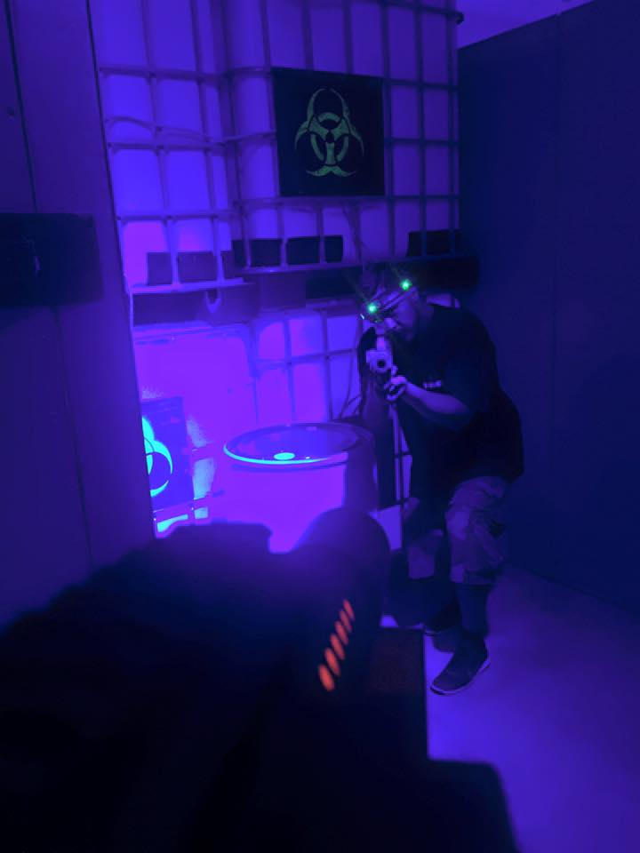 Respawn - Tactical Laser Tag in Bakersfield