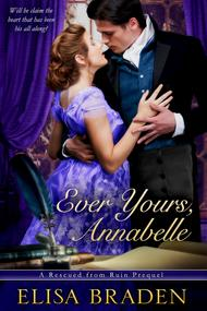Ever Yours, Annabelle (cover)
