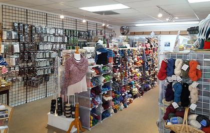 Lofty Lou's Yarn Shop
