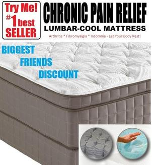 Barter Post - Lumbar Cool Mattress Rainsville AL