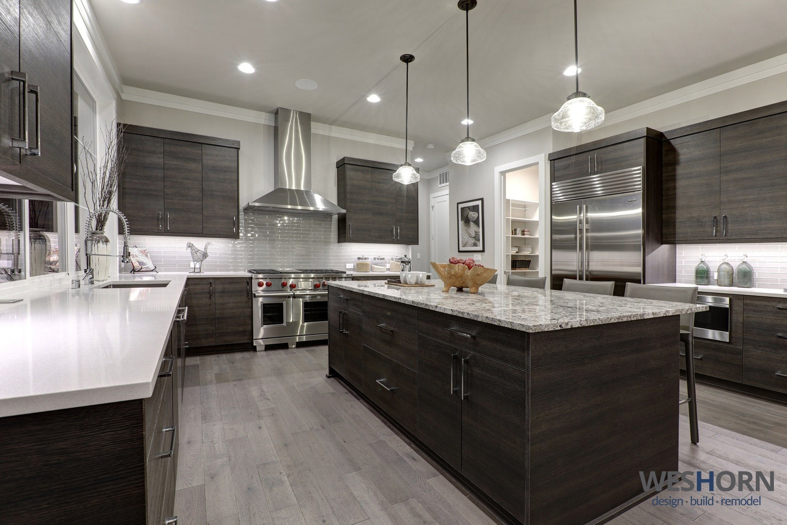 With weshorn kitchen remodeling design construction you can expect a worry free kitchen remodel experience from the start to end