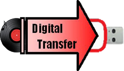The digital transfer logo
