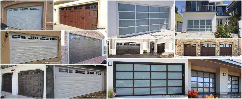 Aluminum glass garage doors - garage doors 4 less