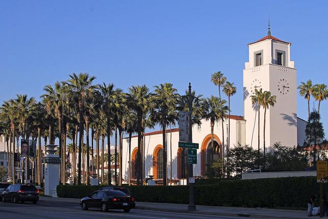 Los Angeles Union Passenger Station
