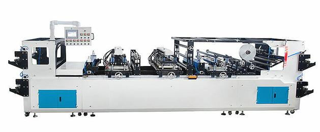 air column bag making machine