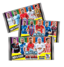 Match Attack Soccer Cards