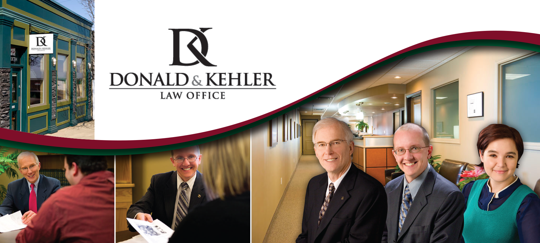 Donald & Kehler Law Office - Legal Services, Lawyer