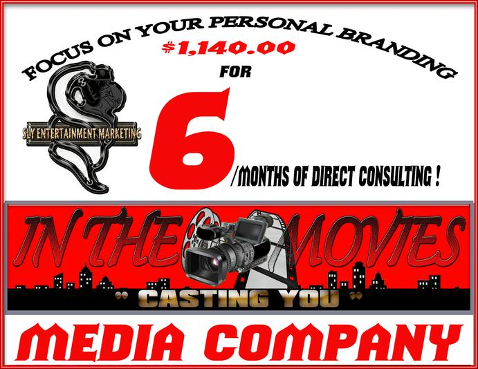 Sly Entertainment Records supply (branding services, social media marketing and we offer social media training).
