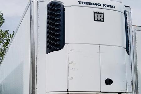 2007 UTILITY REEFER TRAILER THERMO KING UNIT